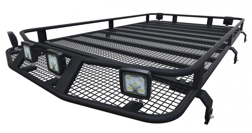 Экспедиционный багажник на крышу УАЗ Патриот