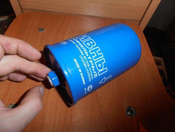 Фильтрующий элемент автомобиля УАЗ Патриот