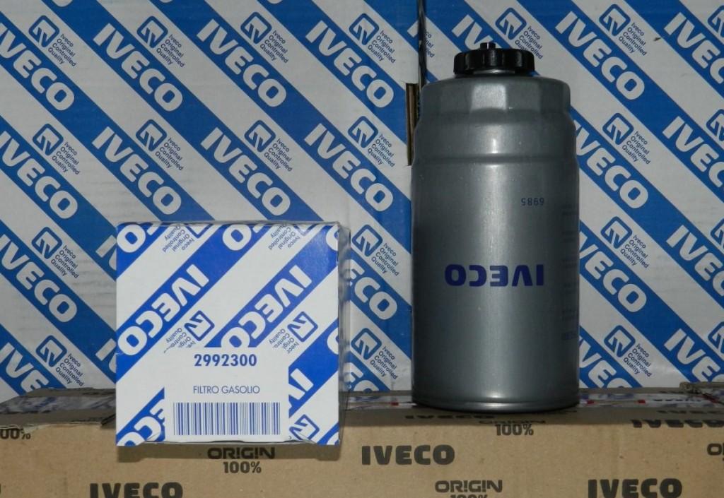 Фильтр двигателя Ивеко
