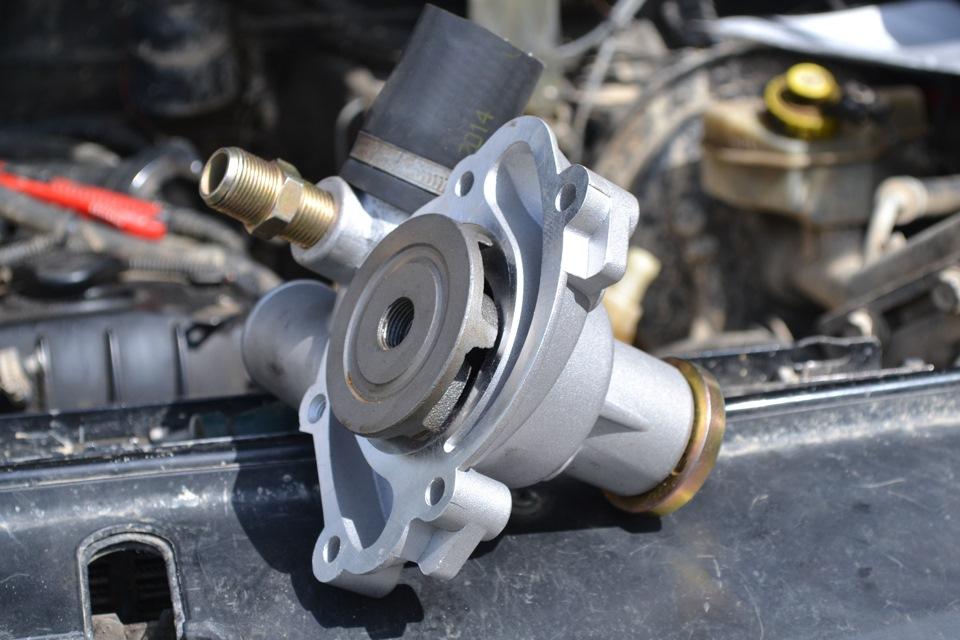 Помпа для двигателя уаз