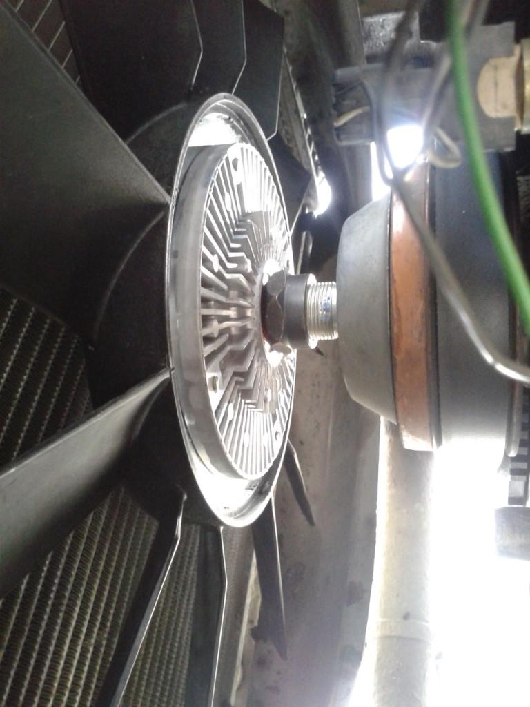 Гидравлическая муфта на авто