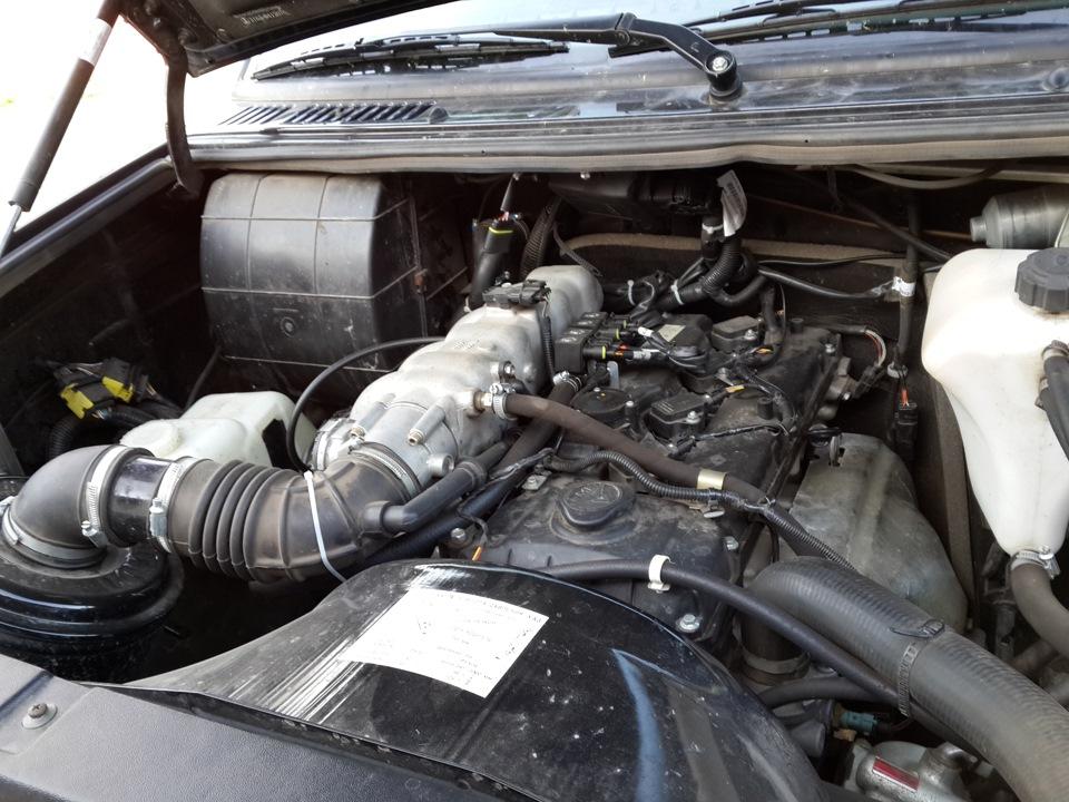 Доработки двигателя