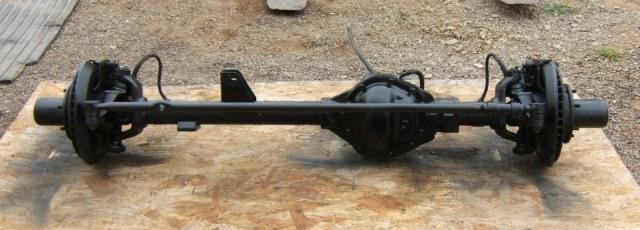 Агрегат снятый с внедорожника