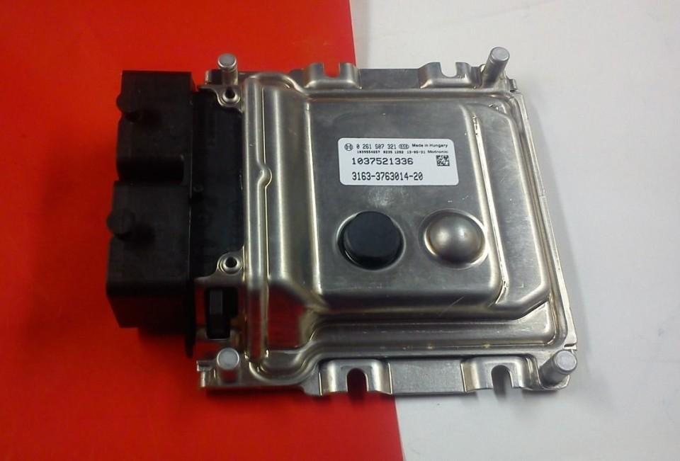 Электронный блок управления двигателем Патриота