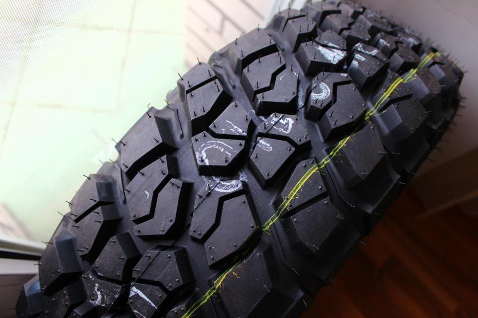 Резина BF Goodrich Mud Terrain T/A KM2