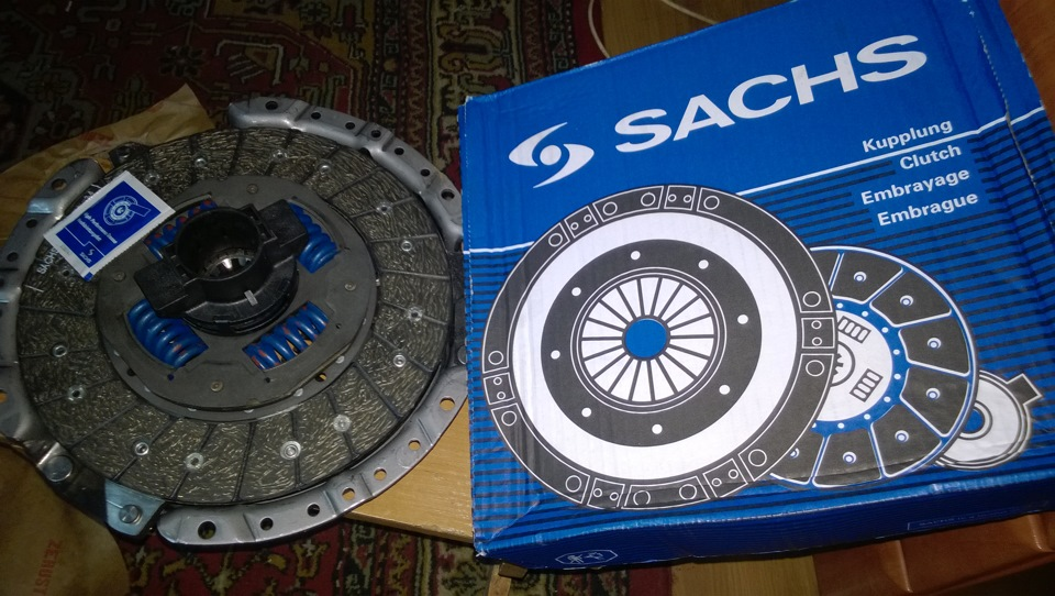 Комплект SACHS