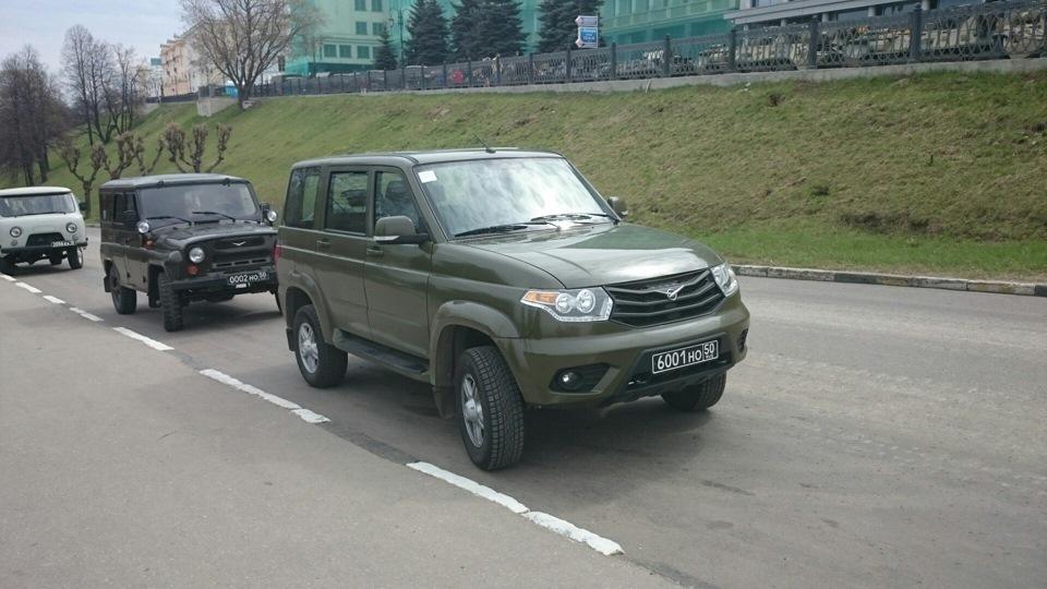 Авто на службе в армии