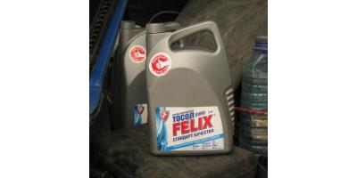 Охлаждающая жидкость для авто