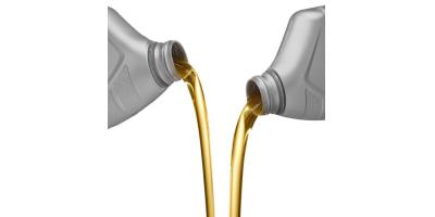 Смазывающие жидкости для автомобиля