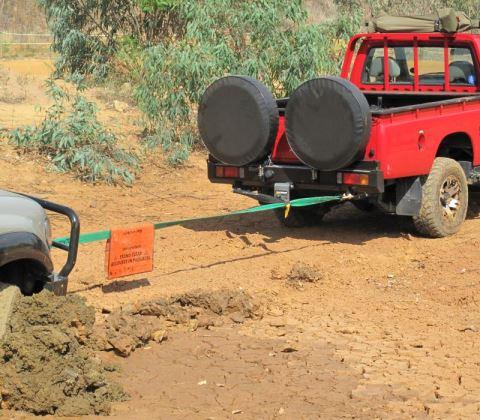 Вытаскивание из грязи